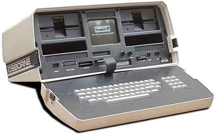 The World's First Laptop